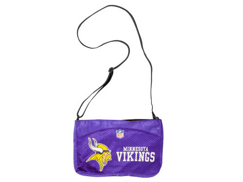 Minnesota Vikings Jersey Mini Purse