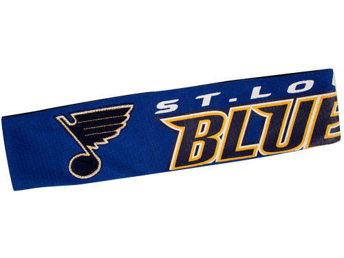 St. Louis Blues Little Earth Fan Band Headband