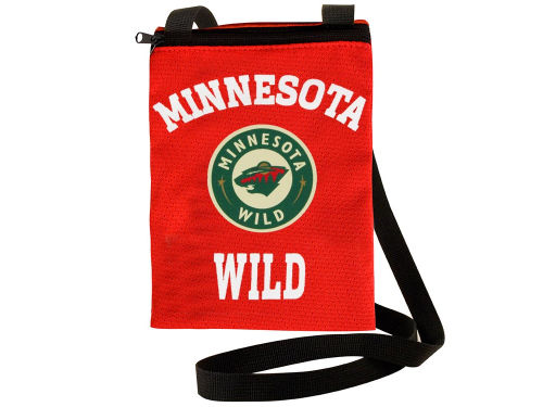 Minnesota Wild Gameday Pouch