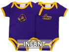 East Carolina Pirates NCAA Infant 2 Pack Conrtrast Creeper Infant Apparel