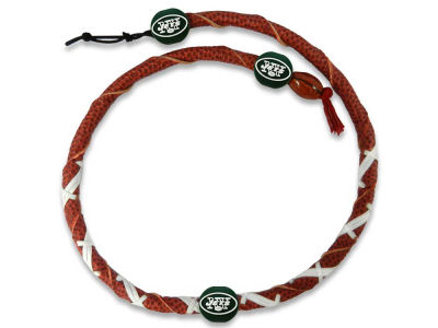 Spiral Football Necklace-NFL