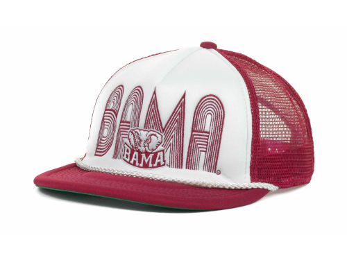 Alabama Crimson Tide Top of the World Combine Campus Mesh Cap Hats