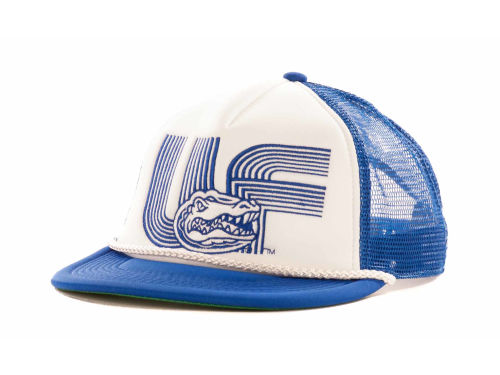 Florida Gators Top of the World Combine Campus Mesh Cap Hats