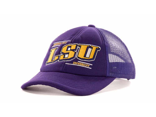 LSU Tigers Top of the World NCAA Room N Board Campus Mesh Cap Hats