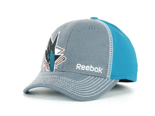 San Jose Sharks Reebok NHL Kids Draft 2012 Cap Hats