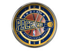 Indiana Pacers Chrome Clock Bed & Bath