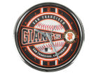 San Francisco Giants Chrome Clock Bed & Bath