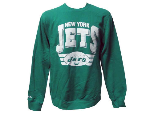 New York Jets Mitchell and Ness NFL Stadium Crew