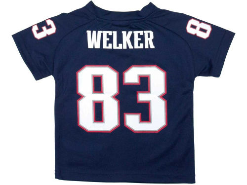 New England Patriots WELKER Outerstuff NFL Youth Fashion Performance T-Shirt