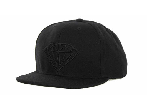 Diamond Brilliant Leather Cap Hats