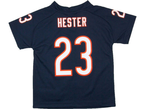 Chicago Bears Devin Hester Outerstuff NFL Youth Fashion Performance T-Shirt