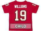 Tampa Bay Buccaneers WILLIAMS Outerstuff NFL Kids Fashion Performance T-Shirt T-Shirts