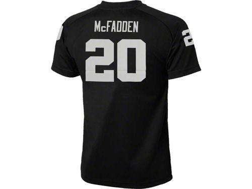 Oakland Raiders MCFADDEN Outerstuff NFL Toddler Fashion Performance T-Shirt
