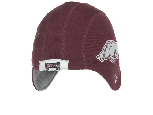 Arkansas Razorbacks New Era NCAA Pigskin Knit Hats