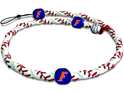 Florida Gators Dustin Pedroia Frozen Rope Necklace
