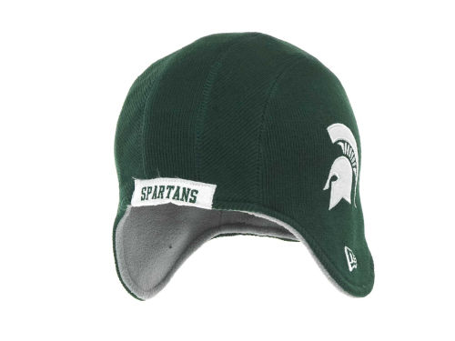Michigan State Spartans New Era NCAA Pigskin Knit Hats