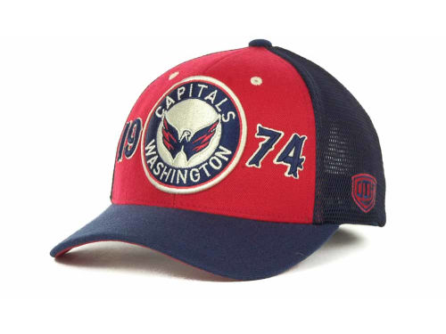 Washington Capitals Old Time Hockey NHL Rodman Cap Hats