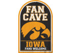 Iowa Hawkeyes Wincraft 11x17 Wood Sign Flags & Banners