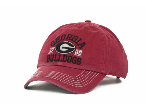 Georgia Bulldogs '47 Brand NCAA Longview Relaxed Snapback Cap Hats