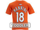 Denver Broncos Peyton Manning Outerstuff NFL Toddler Player T-Shirt T-Shirts