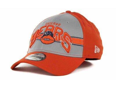 Chicago Bears NFL Tri Band 39THIRTY Hats