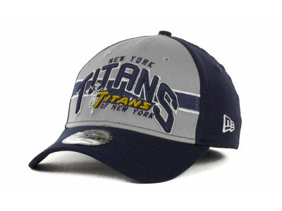 New York Titans NFL Tri Band 39THIRTY Hats