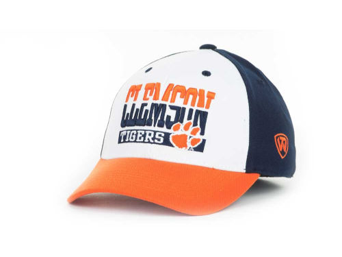 Clemson Tigers Top of the World NCAA The Break-Up 1 Fit Cap Hats
