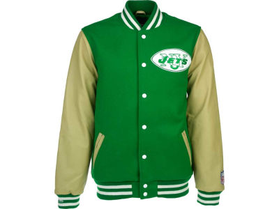 NFL Wool/Leather Varsity Jacket