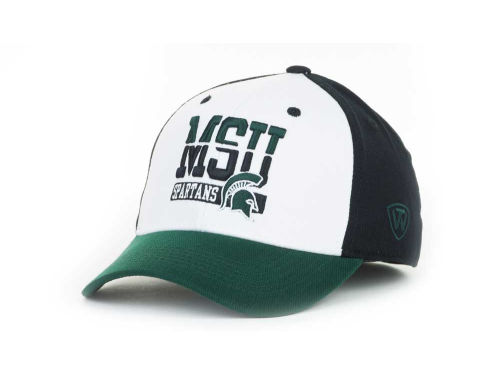 Michigan State Spartans Top of the World NCAA The Break-Up 1 Fit Cap Hats
