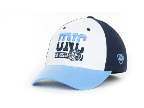 North Carolina Tar Heels Top of the World NCAA The Break-Up 1 Fit Cap Hats