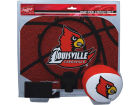 Louisville Cardinals Jarden Sports Slam Dunk Hoop Set Gameday & Tailgate