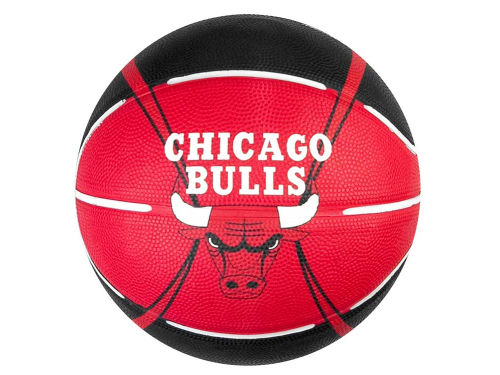 Chicago Bulls Logo Ball Size 3 Unboxed