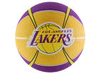 Los Angeles Lakers Logo Ball Size 3 Unboxed Outdoor & Sporting Goods