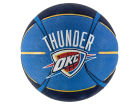 Oklahoma City Thunder Logo Ball Size 3 Unboxed Outdoor & Sporting Goods