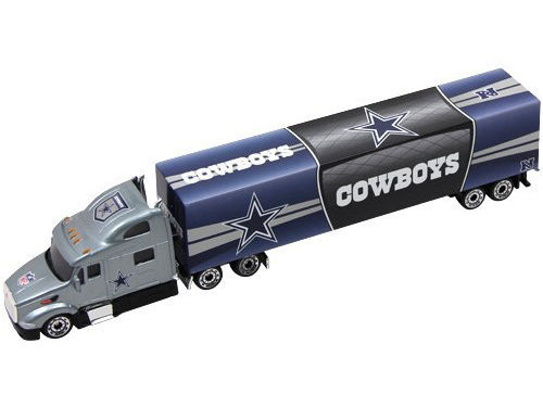 Dallas Cowboys 1:80 Tractor Trailer 2012