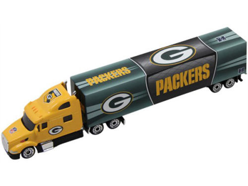 Green Bay Packers 1:80 Tractor Trailer 2012