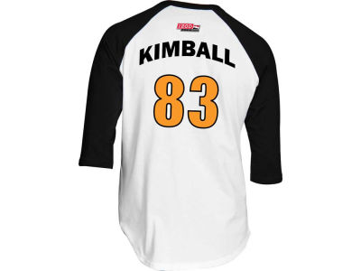 Charlie Kimball Racing Mens Block Name and Number Driver T-Shirt