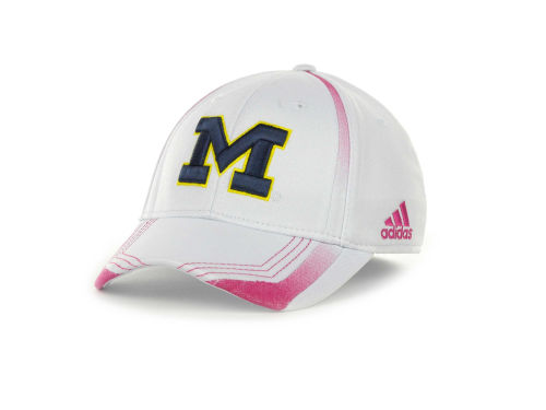 Michigan Wolverines Adidas BCA Flex Cap 2012 Hats