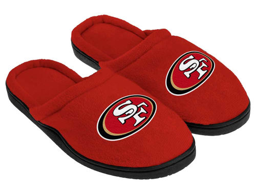 San Francisco 49ers Cupped Sole Slippers