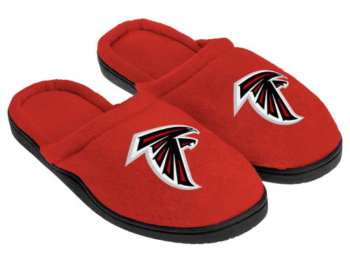 Atlanta Falcons Cupped Sole Slippers