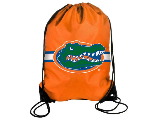 Florida Gators Forever Collectibles Team Stripe Drawstring Bag