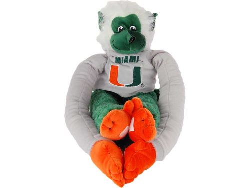 Miami Hurricanes Forever Collectibles Rally Monkey