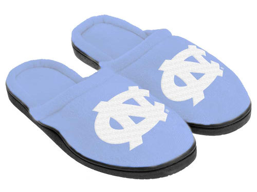 North Carolina Tar Heels Forever Collectibles Cupped Sole Slippers