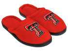 Texas Tech Red Raiders Cupped Sole Slippers Apparel & Accessories