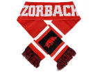 Arkansas Razorbacks 2012 Acrylic Team Stripe Scarf Apparel & Accessories