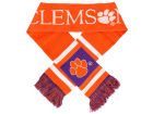 Clemson Tigers Forever Collectibles 2012 Acrylic Team Stripe Scarf Apparel & Accessories