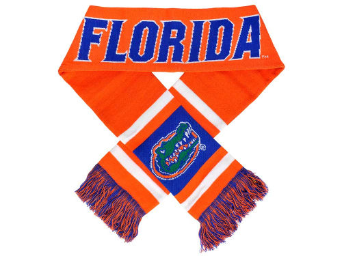 Florida Gators Forever Collectibles Acrylic Team Stripe Scarf