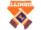 Illinois Fighting Illini Forever Collectibles Acrylic Team Stripe Scarf Belts, Gloves & Accessories