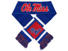 Mississippi Rebels 2012 Acrylic Team Stripe Scarf Apparel & Accessories