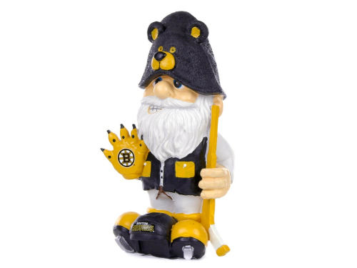Boston Bruins Second String Thematic Gnome